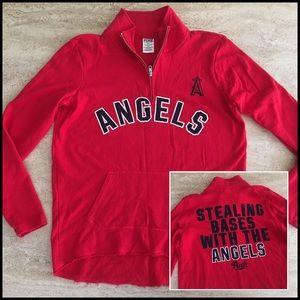 ❤️Victoria's Secret Anaheim Angels Jacket❤️